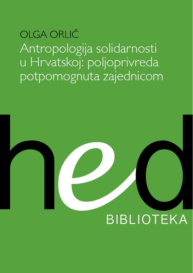 Slika naslovnice knjige Olge Orlić
