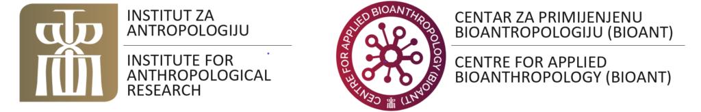 Institut za antropologiju Logo